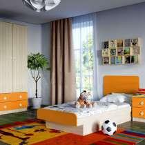 ЖИЛИ-БЫЛИ детская мебель, набор-1, оранж, в Москве