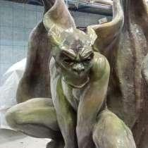 Горгулья - скульптура, в Москве