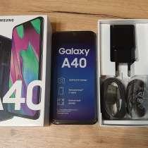 Телефон Samsung A40 64GB новый, в Москве