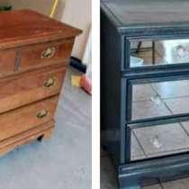 Реставрация мебели, изменения дизайна, в Перми