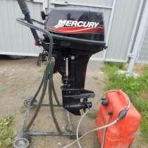 Лодочный мотор Mercury 15, в Нижнем Тагиле