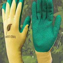 Перчатки рабочие нейлоновые с покрытие вспененый полиуретан, в Москве