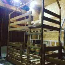 Детская кроватка домик, в Истре