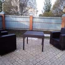 Мебель из ротанга, в Вологде