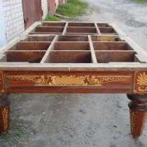 Бильярдный стол 1860-1870 г, 10 футов, в Вологде