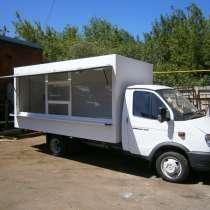 Фургон автолавка, в Нижнем Новгороде