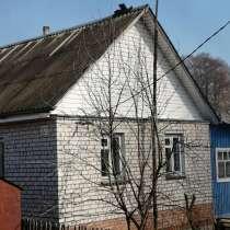 Дом кирпичный 64 кв. м.,12 соток, 10 км от Калуга, газ, вода, в Калуге