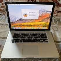 Продаю на запчасти MacBook Pro 15 2011, в г.Бишкек