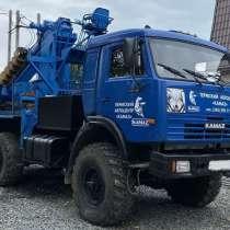Продам ямобур Айчи Aichi D705, шасси КАМАЗ-43118, 2011 г/в, в Оренбурге