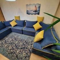 Бескаркасный модульный диван, в Владимире