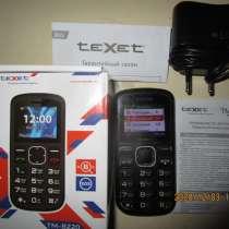 Телефон Texet TM-B220, в Сургуте