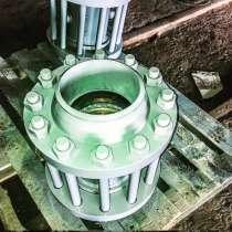 Клапан обратный 19С38НЖ ДУ-200, 300, 400, 500, 600 Ру40, в г.Костанай