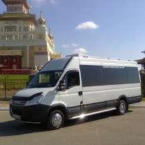 Пассажирские перевозки заказ микроавтобуса по Росси и Грузии, в Пятигорске