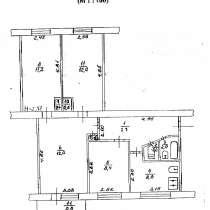 Продам свою 4-х комнатную квартиру в Артёмовске, в г.Артёмовск