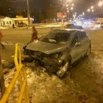 битый автомобиль Peugeot 308, в Тольятти