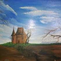Продам картину 60х годов, в г.Донецк