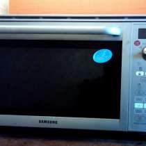 Микроволновка Samsung Свч 900 Вт. 30 л. супер гриль, в Тюмени