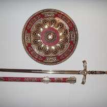 Щит и меч, в Москве