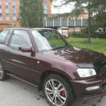 Продам RAV4 1995г, в Томске