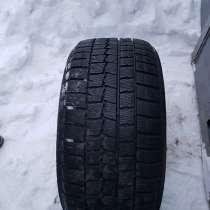 Шины б/у 2шт Dunlop Winter Maxx WM01 275/40/R19, в Москве
