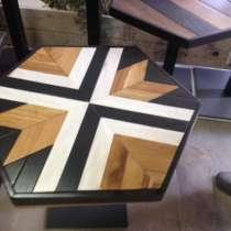 Дизайнерская мебель для кафе, мебель лофт, в Москве
