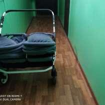 Продаю коляску для двойни, в Краснодаре