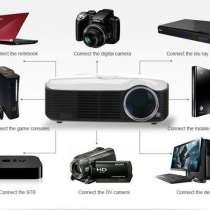 Портативный проектор для презентаций, дома, офиса, школ, в г.Астана