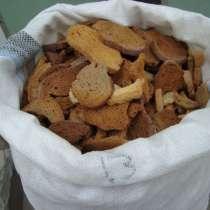 Сухарь хлебный для корма животных, птиц, рыб, в г.Николаев