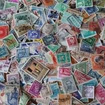 Продам марки из собственной коллекции, в Москве
