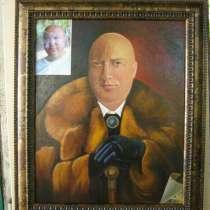 Портрет на заказ, в Кинешме
