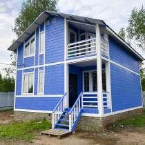Дом 126м2 д. Лунино, снт Солнечный, в Переславле-Залесском