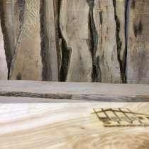 Слэбы и спилы из реликтовой древесины, в Барнауле