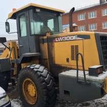 Продам фронтальный погрузчик XCMG LW300F, в 2011году, в Оренбурге