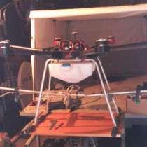 Октокоптер. Удобрение и опиление любых полей, в г.Ереван
