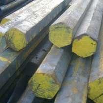 Шестигранник стальной калиброванный ст. 20, 40Х, 35, 45, в г.Днепропетровск
