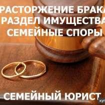 Юрист по семейным спорам, в Новосибирске