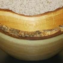 Ваза деревянная для фруктов, в Владимире