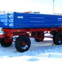 Самосвальный трехсторонний прицеп 2ПТС-4,5 для тракторов, в Оренбурге