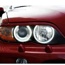 Тюнинг реснички BMW X5 E53, в Москве