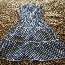 Платье 114 см, в Омске