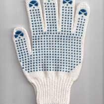 Перчатки x/б с ПВХ покрытием и без. Опт, в Челябинске