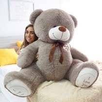 Медведь плюшевый, в Кургане