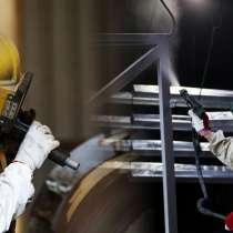 Антикоррозийная защита, теплоизоляция металлоконструкций в Р, в Уфе