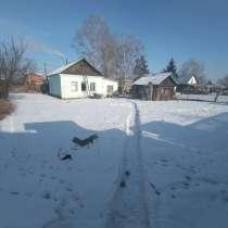 Меняем земельный участок и большой кирпичный дом, в Белогорске