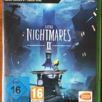 Little Nightmares 2 Xbox series, в Москве