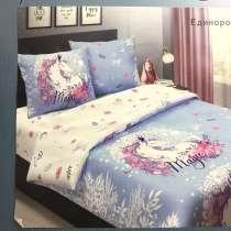 Постельное белье Единорог 1,5 спальный, в Москве