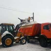 Чистка снега, в Оренбурге