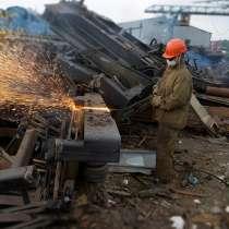 Вывоз металла лома с погрузкой и Резка металла. Бесплатно, в Рязани