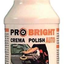 Полироль-крем для автокузова Pro Bright, в г.Клуж-Напока