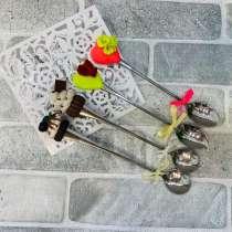 Декор на ложках из полимерной глины, в Салехарде